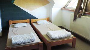 Gîte Mouscron Grande Vellerie chambre