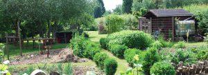 Jardin ferme Urbaine