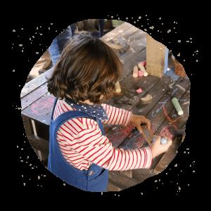 Enfant Atelier Créatif