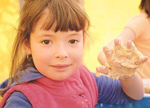 pain enfant